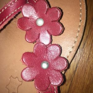 tsakiris.m Shoes - ✨BOUTIQUE GREEK GENUINE RED LEATHER SANDALS✨